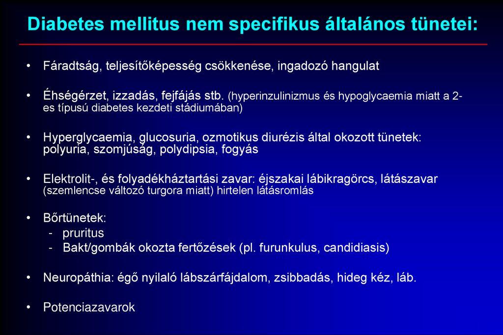 fogyatékosság diabetes mellitus és magas vérnyomás)