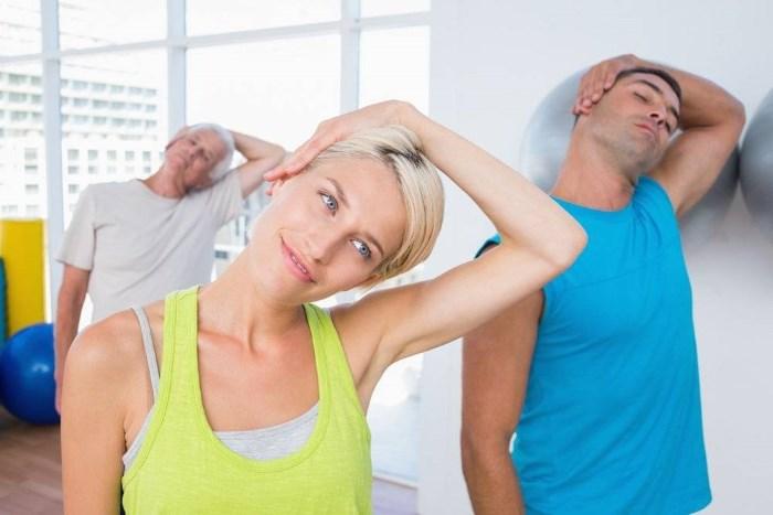 magas vérnyomás nyaki gyakorlatok