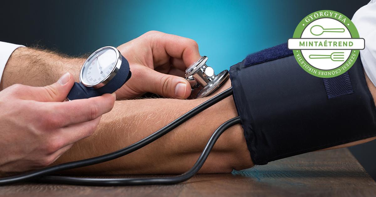 keményítő magas vérnyomás esetén)
