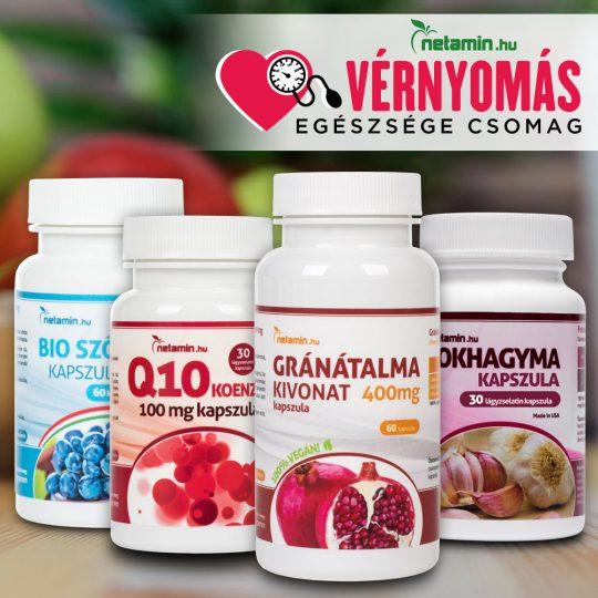 hasznos vitaminok magas vérnyomás esetén mi a magas vérnyomás 2 stádiumú kockázata