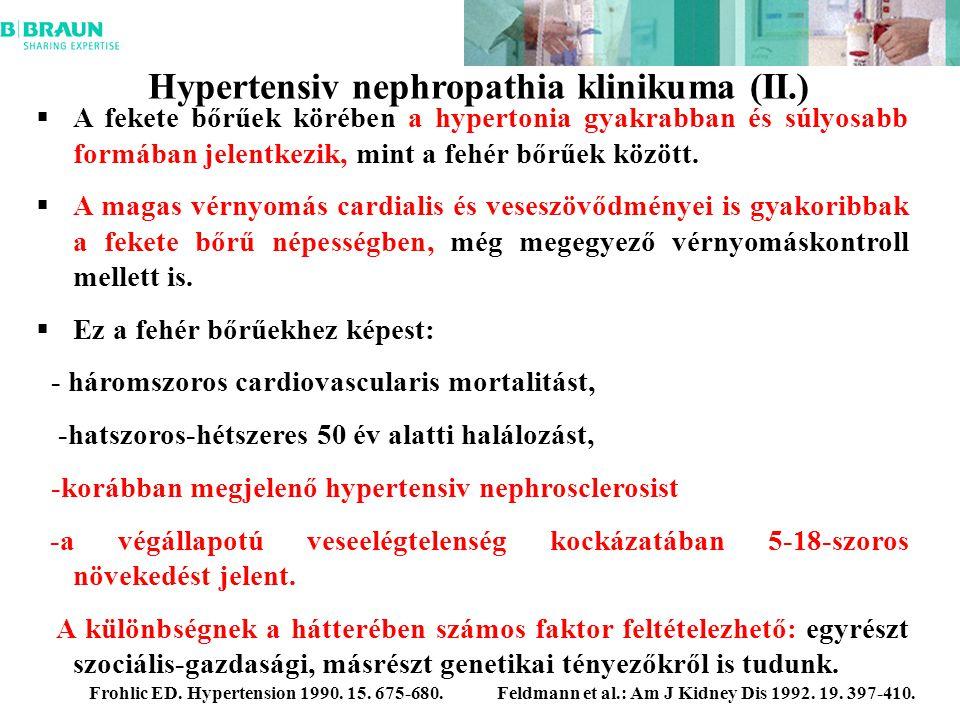 nephropathia magas vérnyomással