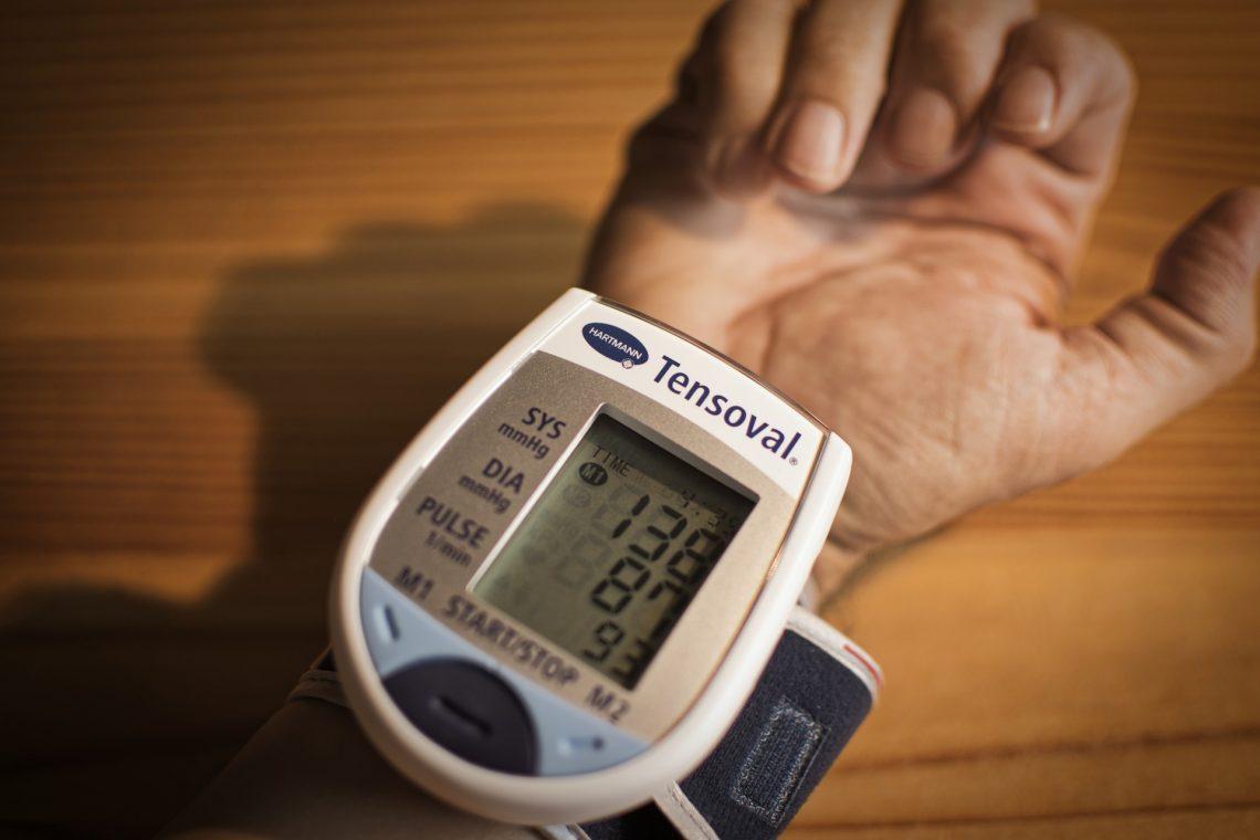 egész életemben kezelje a magas vérnyomást