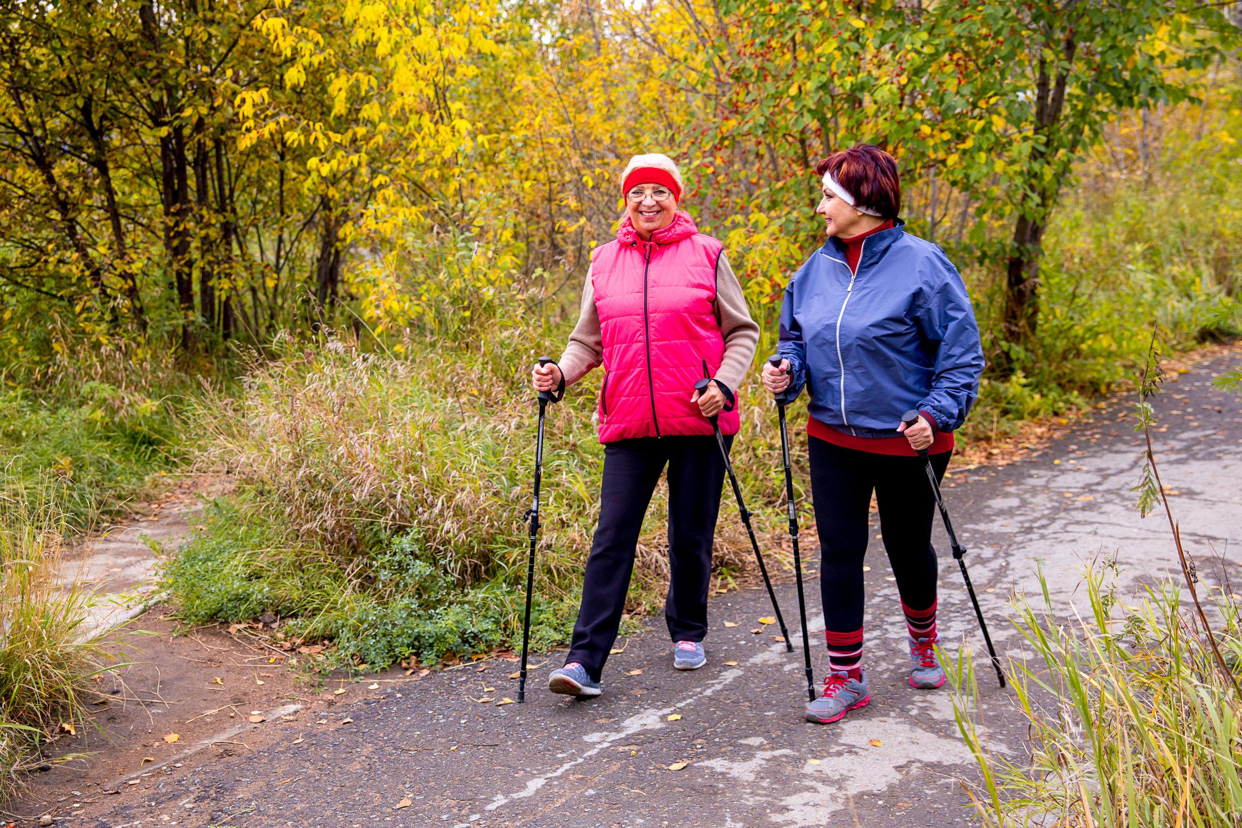 gyakorolható-e az északi gyaloglás magas vérnyomással)