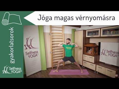 video gyakorlatok magas vérnyomás ellen