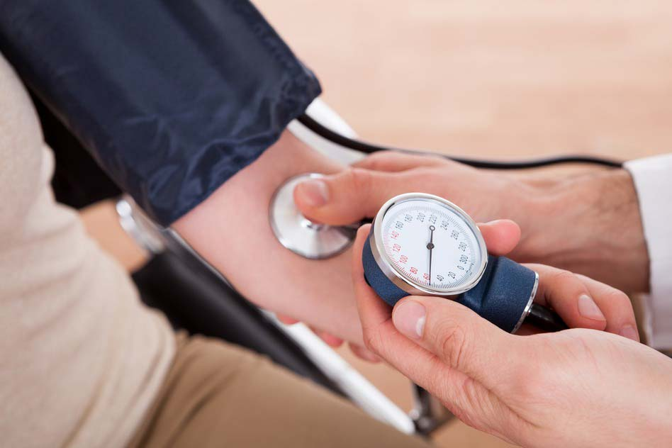 magas vérnyomás kezelése vízzel