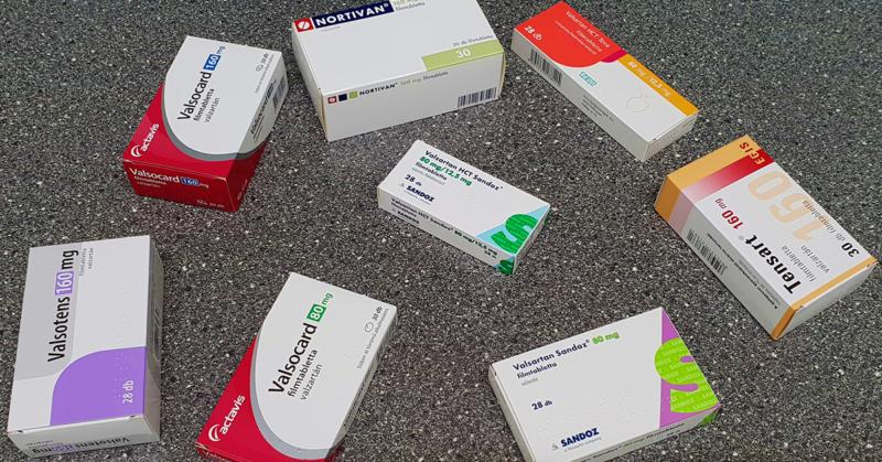 a magas vérnyomás elleni gyógyszerek listája