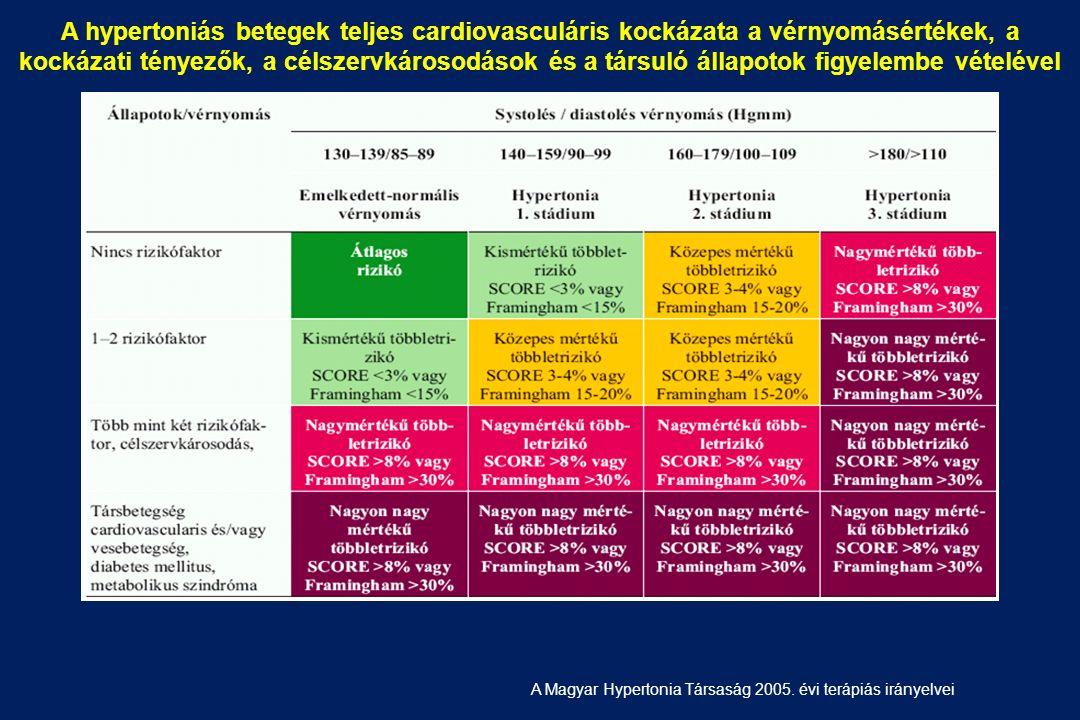 a magas vérnyomás gerincproblémái a magas vérnyomás kezelés első szakasza