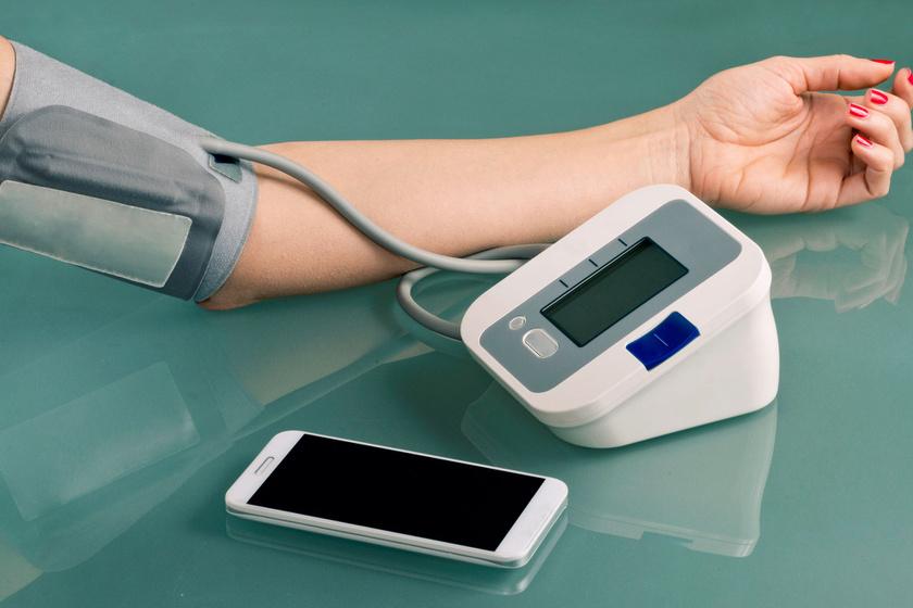 magas vérnyomás nyomással 2020/100
