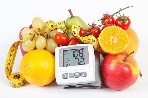 magas vérnyomás egészséges ételek