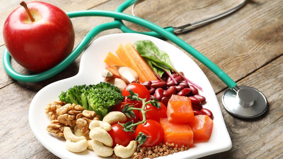 7 étel magas vérnyomás ellen)