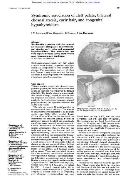 Hypothyreosis a klinikai gyakorlatban