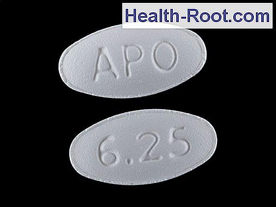 CARVEDILOL HEXAL 6,25 mg tabletta