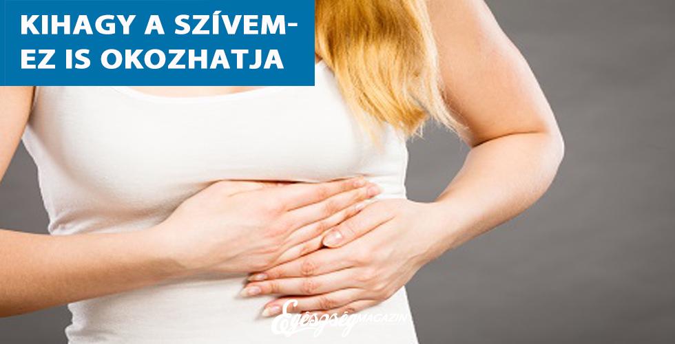 Hipertónia tünetei tachycardia