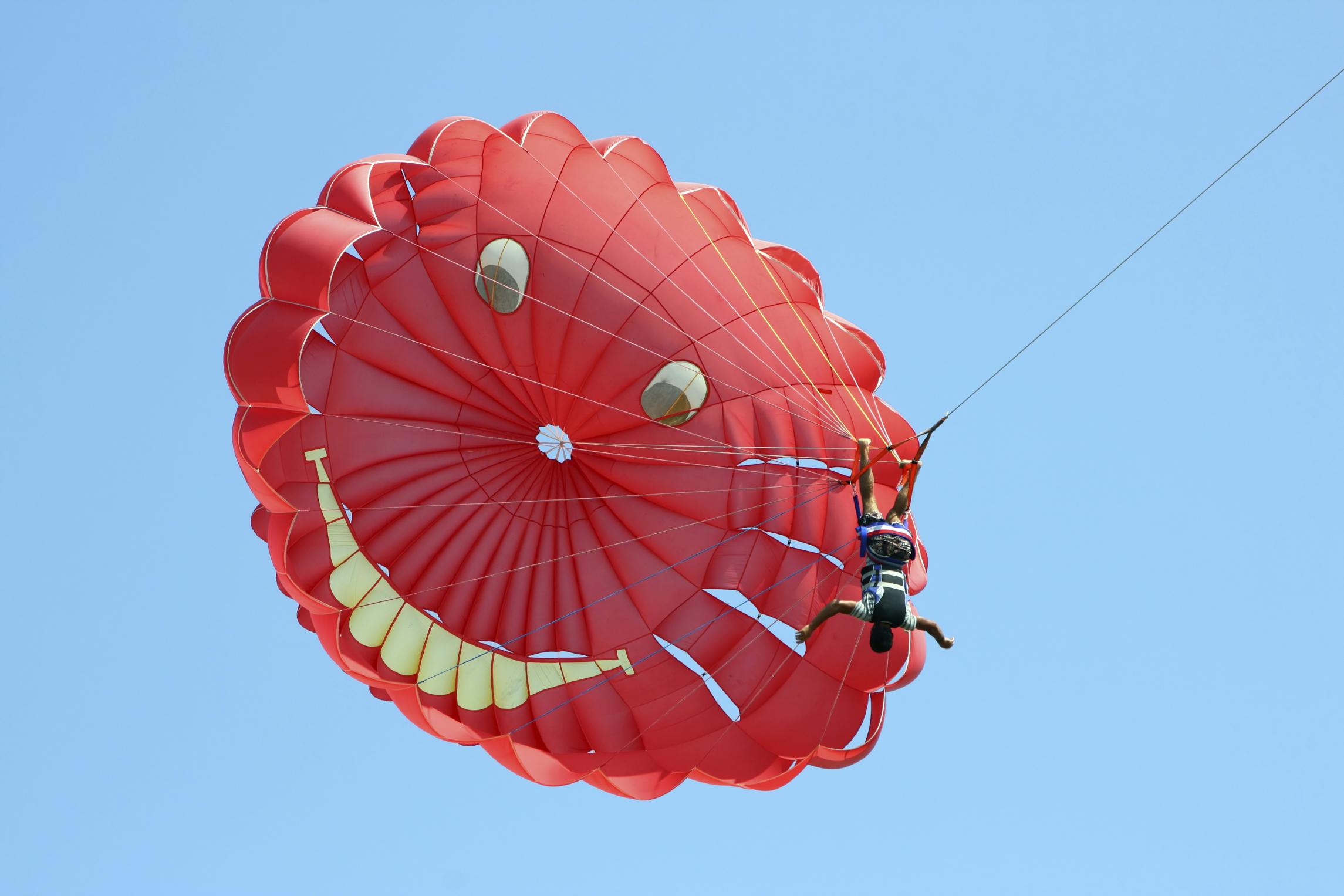 lehetséges ejtőernyővel ugrani magas vérnyomásban