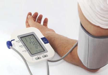 magas vérnyomás és iszkémia
