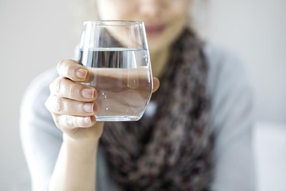 lehetséges-e vizet inni magas vérnyomás esetén
