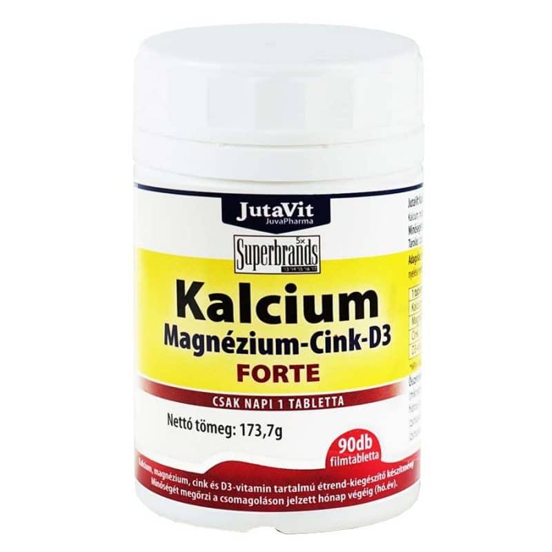 kalcium-magnézium magas vérnyomás esetén)