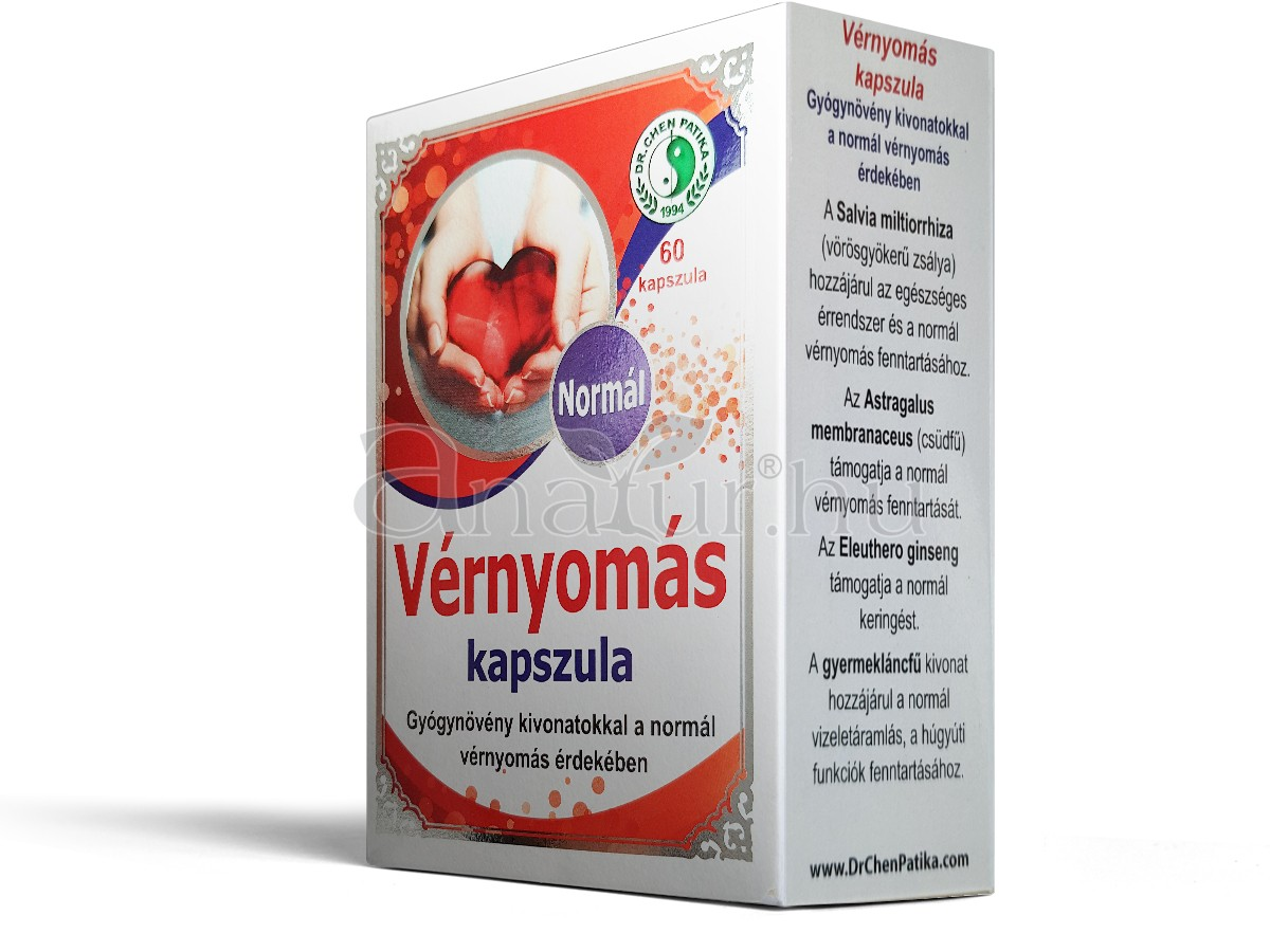 magas vérnyomás és vitaminok