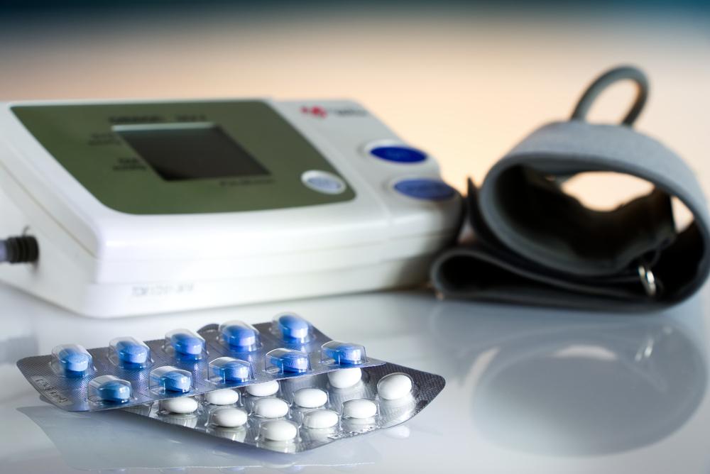 a magas vérnyomás kékjódos kezelése