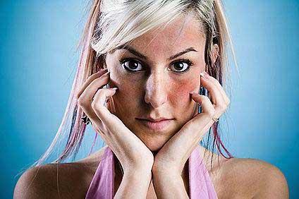 miért égeti meg az arc a magas vérnyomást