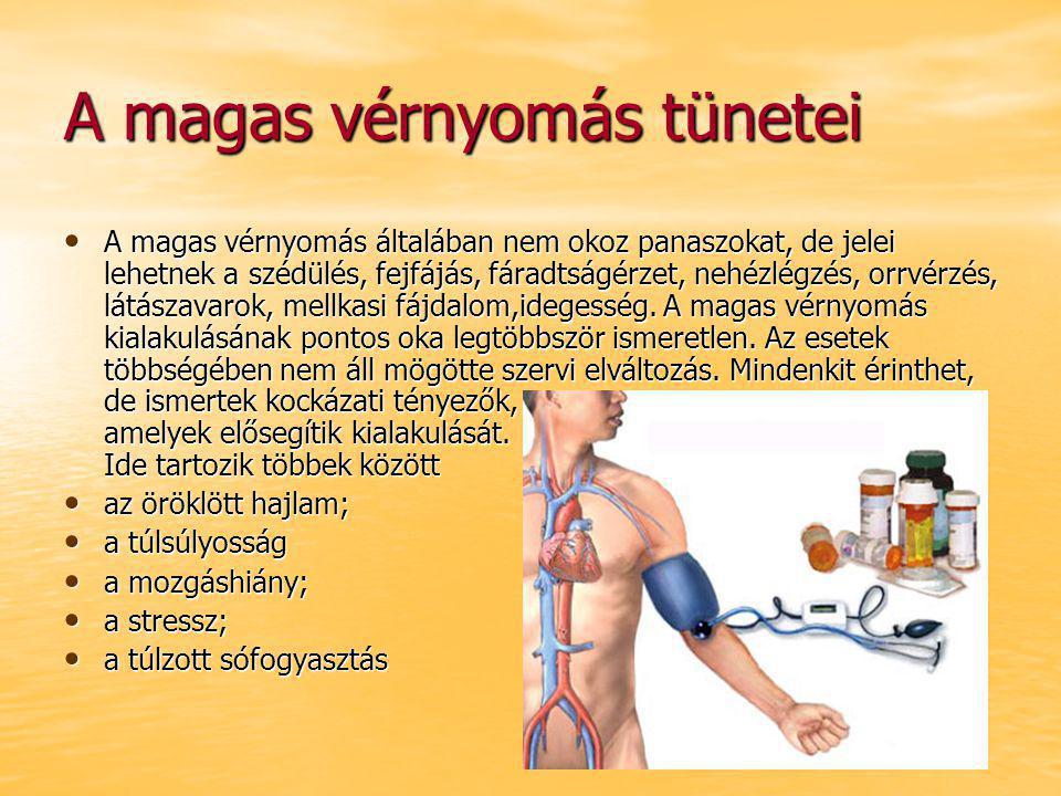 magas vérnyomás tünetei fejfájás)