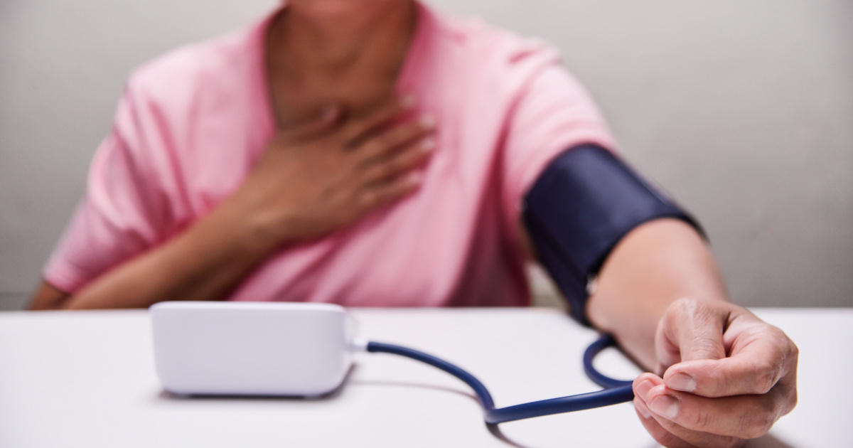 a magas vérnyomás és a szövődmények szakaszai