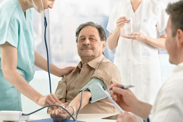 újév és magas vérnyomás