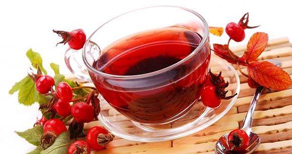 csipkebogyó ital magas vérnyomás ellen