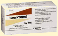 Amlodipin-Teva tabletta