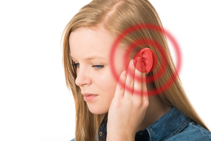 magas vérnyomás esetén a fül el van dugulva)