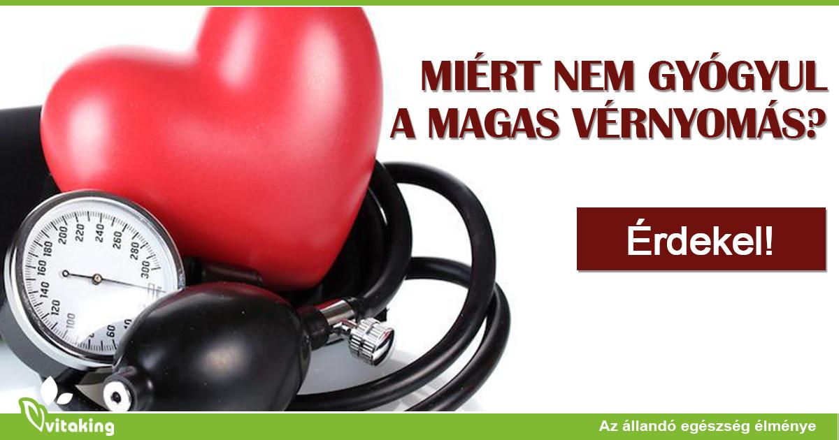 lehet a magas vérnyomás krónikus