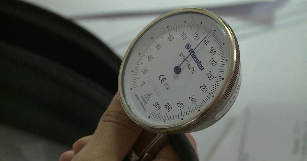 Müller Cecília: a magas vérnyomás kockázati tényező