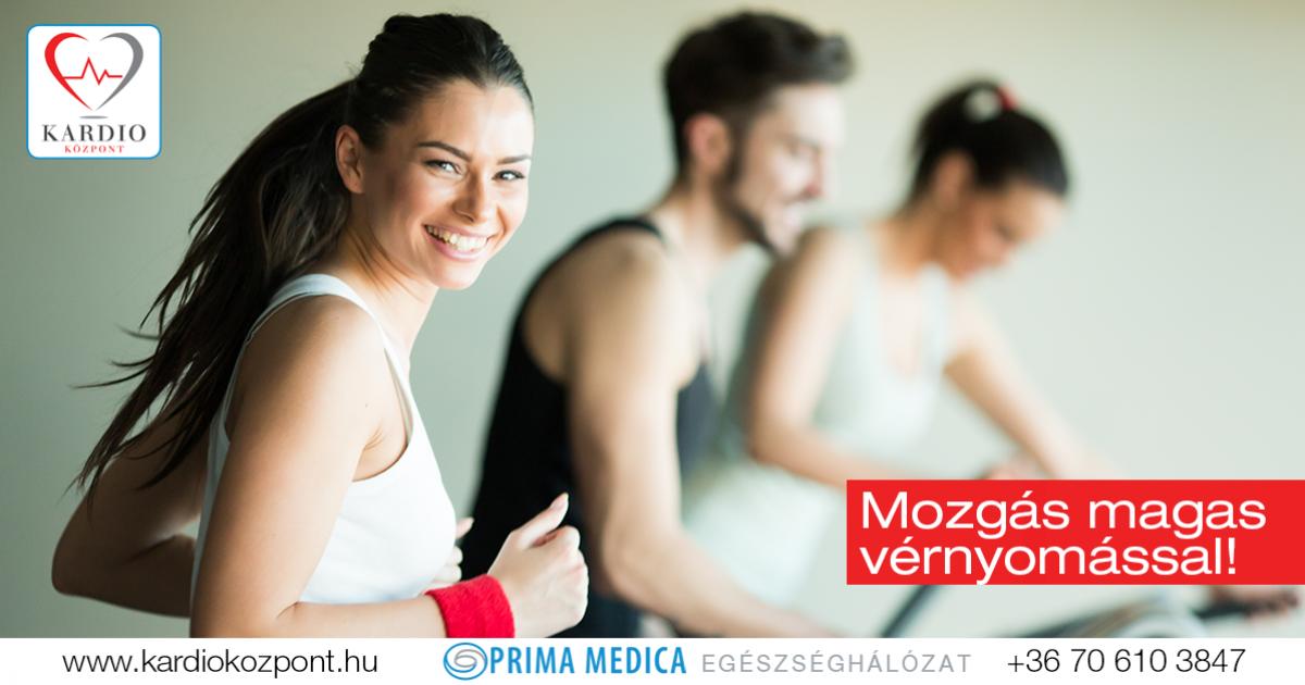 magas vérnyomás fizikai aktivitás)