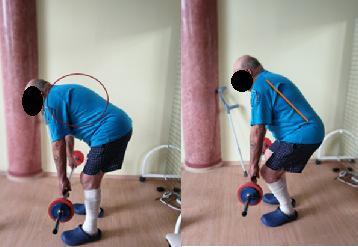Súlyok barbells súlyzók gyakorlatok