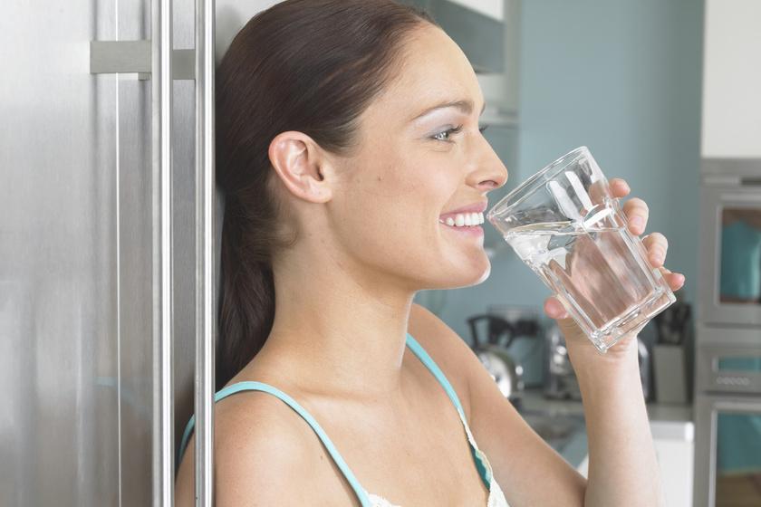Így igyon vizet és nem lesz beteg!