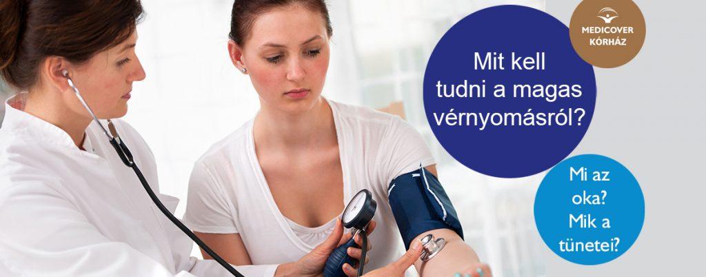 a magas vérnyomás egészségügyi jelei)
