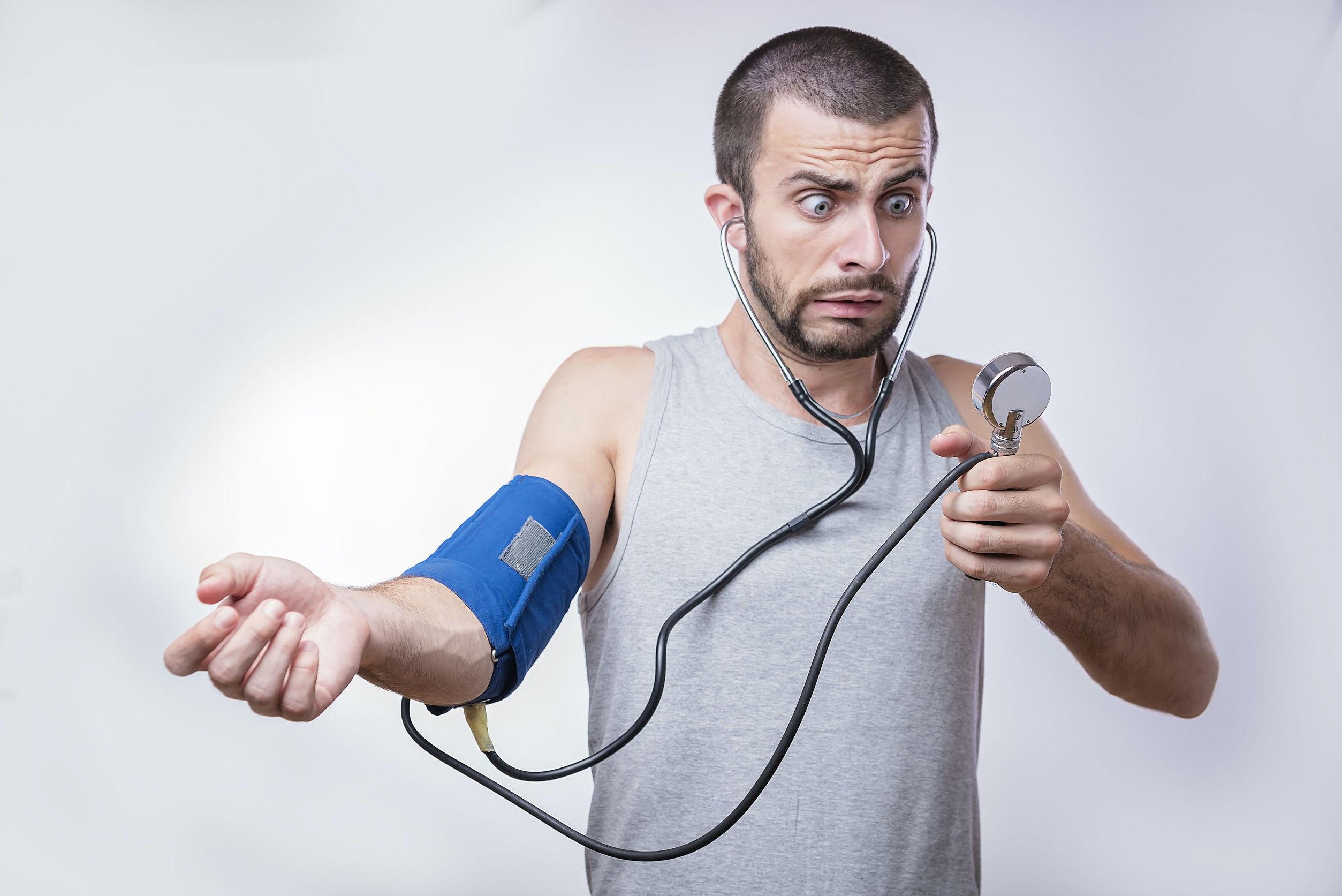 magas vérnyomás esetén lehetséges-e futni)