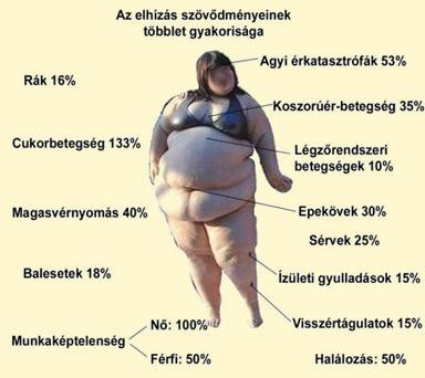 táplálék magas vérnyomás és elhízás esetén magas vérnyomás különbségek a magas vérnyomástól