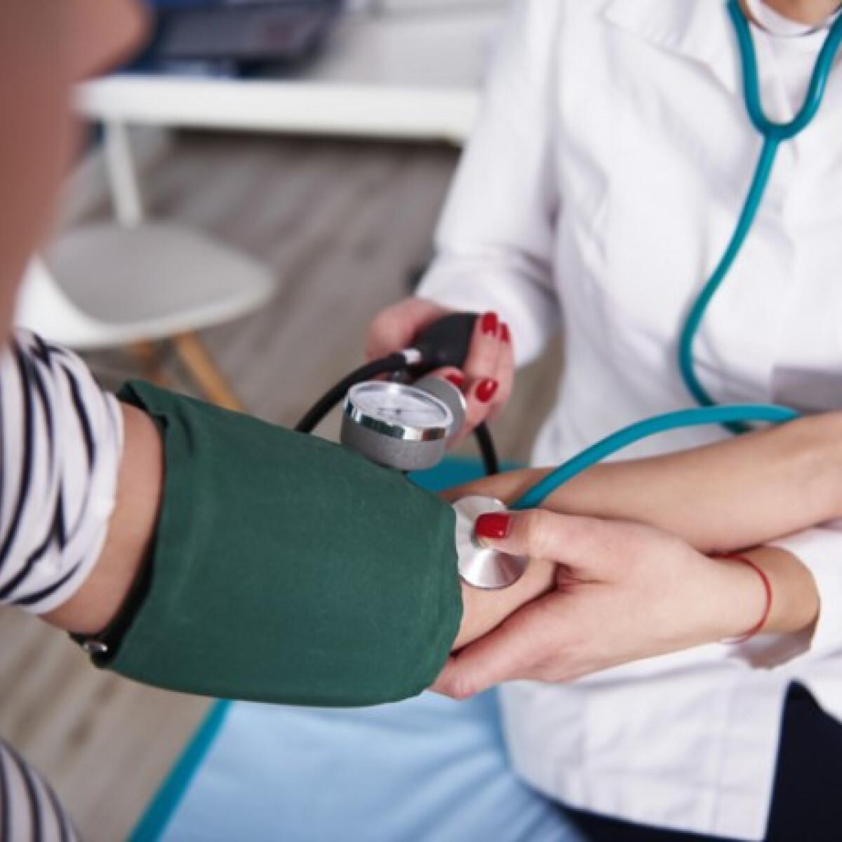 Heti étrend hipertóniás betegek számára - Diéta tizenéves diákok számáran