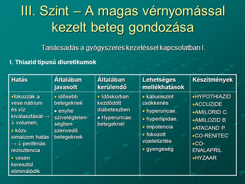 magas vérnyomás 1 fokozatú 2 stádiumú 2 kockázatú kezelés)