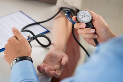 nincs magas vérnyomás a holtponton