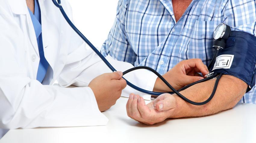 magas vérnyomás helyek