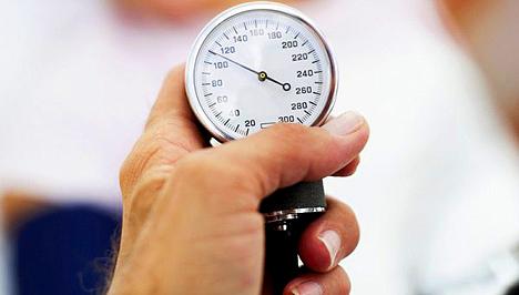 a magas vérnyomás okának diagnosztizálása magas vérnyomás és szívelégtelenség mit kell venni