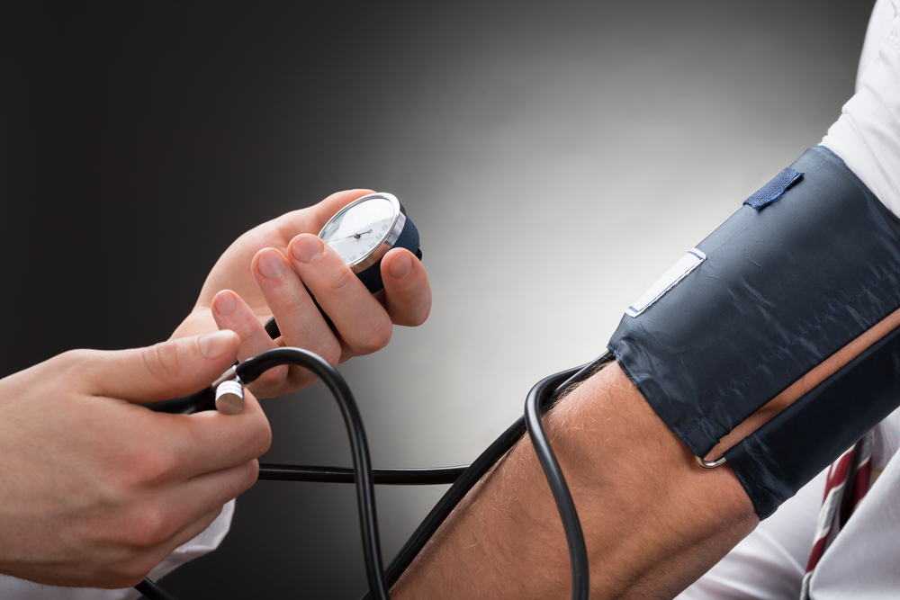 testtartás magas vérnyomás esetén