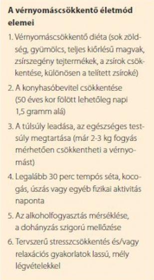 a gyermekek magas vérnyomásának kockázati tényezői)