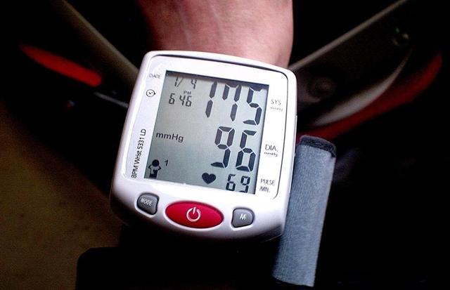 dep a magas vérnyomás hátterében