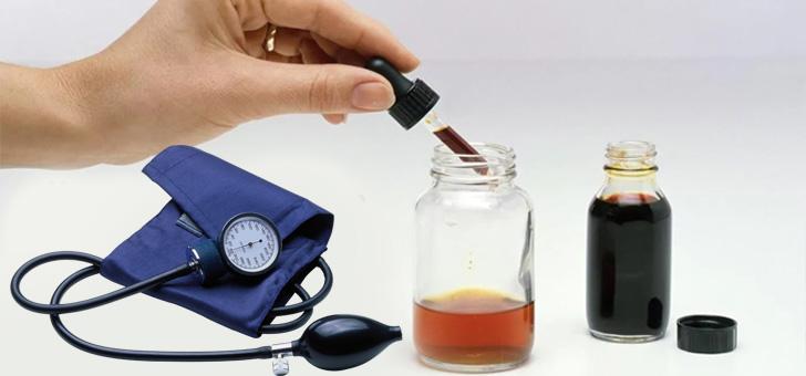 hogyan lehet gyógyítani a magas vérnyomást jóddal)