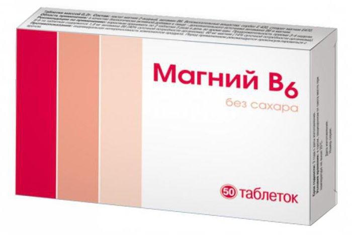 Magnelis B6 a magas vérnyomásról)