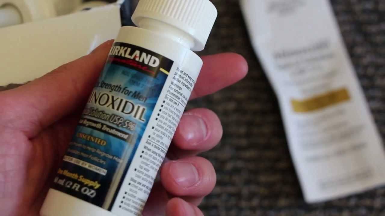 minoxidil magas vérnyomás esetén