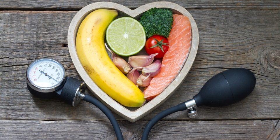 milyen ételek segítenek a magas vérnyomásban